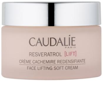 Caudalie Resveratrol [Lift] leichte Liftingcreme  für trockene Haut